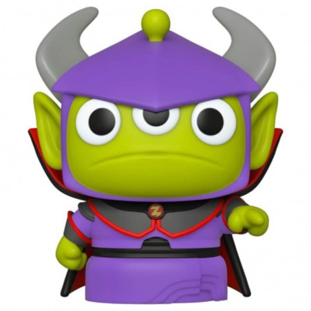 Figurine Pop Alien as Zurg (Pixar Alien Remix)