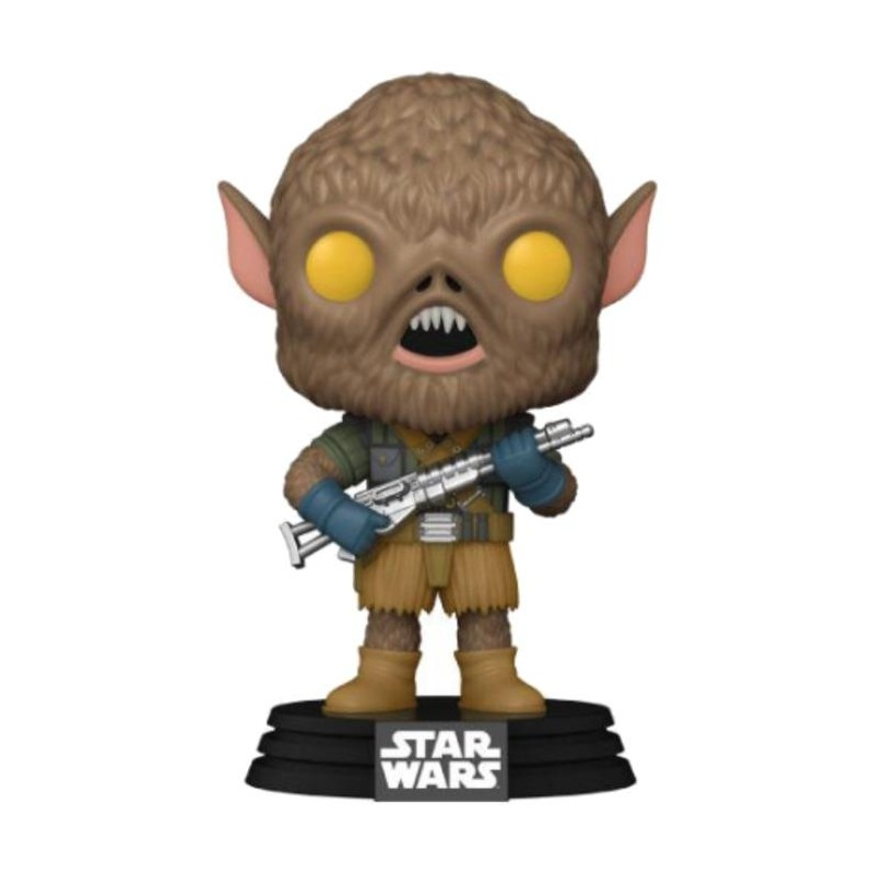 Figurine Pop Chewbacca Concept Series Exclusive Galactic Convention 2020 (Star Wars)