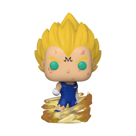 Figurine Pop Majin Vegeta (Dragon Ball Z)