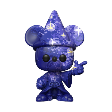 Figurine Pop Mickey 1 Artist Series (Disney Fantasia)
