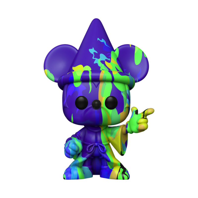 Figurine Pop Mickey 2 Artist Series (Disney Fantasia)