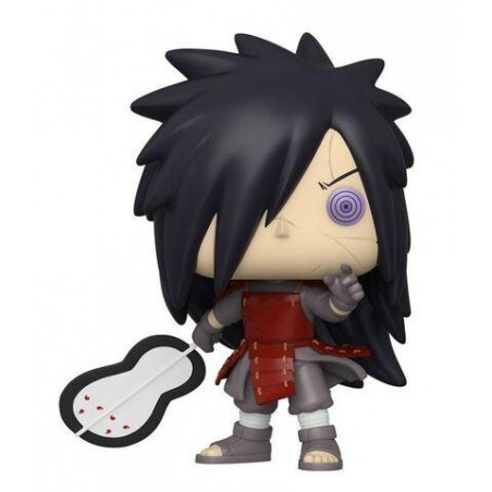 Figurine Pop Madara Reanimation Exclusive Micromania (Naruto Shippuden)