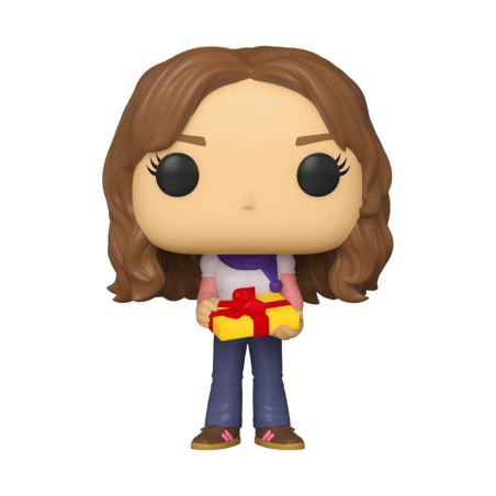 Figurine Pop Hermione Granger Holiday (Harry Potter)