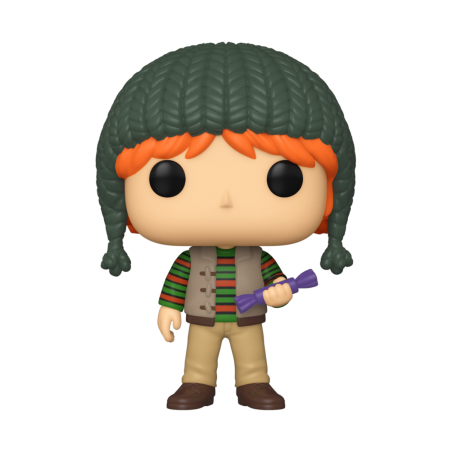 Figurine Pop Ron Weasley Holiday (Harry Potter)