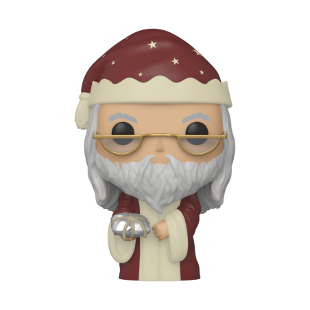 Figurine Pop Dumbledore Holiday (Harry Potter)