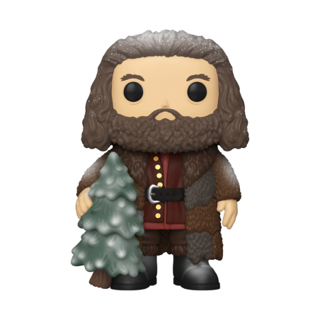 Figurine Pop Hagrid Holiday (Harry Potter)
