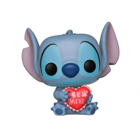 Figurine Pop Stitch Valentine Exclusive (Disney)