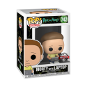 Funko Pop Morty with laptop Exclusive (Rick and Morty)