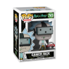 Figurine Pop Gamer Rick Exclusive (Rick and Morty) -  Figurines Pop Rick and Morty