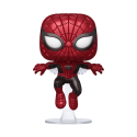 Figurine Pop First Appearance Spider-Man metallic exclusive (Marvel 80th)