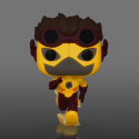 Figurine Pop Kid Flash exclusive (Young Justice) version Chase Glow