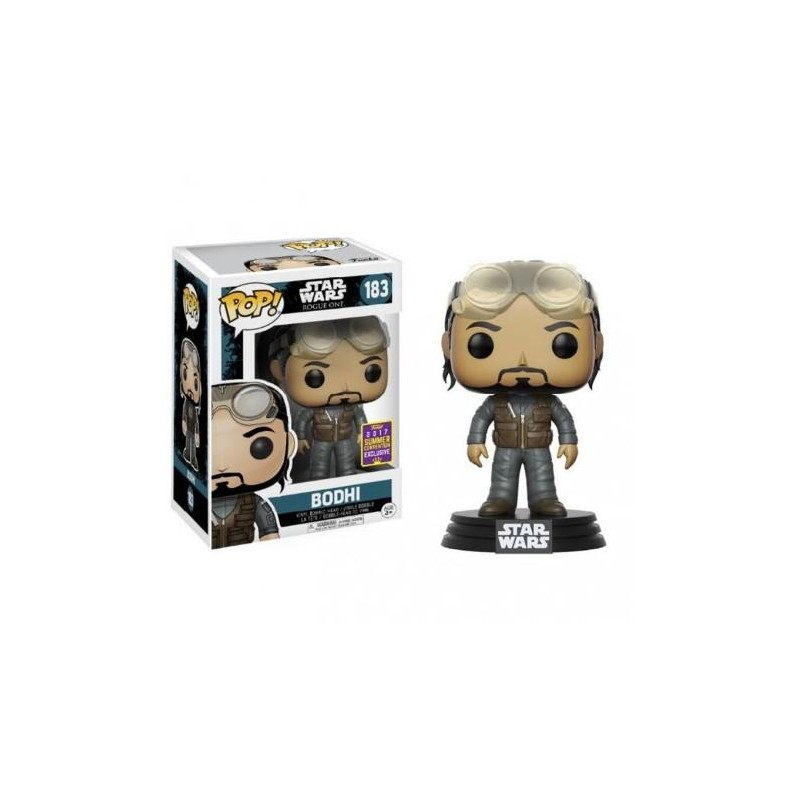 Funko Pop! Star Wars - Rogue One - Bodhi - SDCC 2017