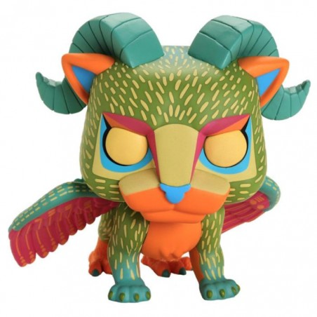 Figurine Pop Pepita Neon Glow In The Dark Exclusive (Coco)