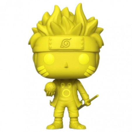 Figurine Pop Naruto Six Path Yellow GITD Exclusive (Naruto Shippuden)