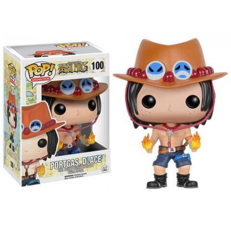 Figurine Pop Portgas D. Ace (One Piece)