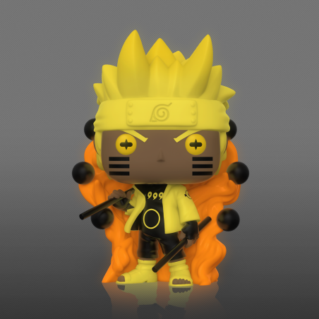 Figurine Pop Naruto Six Path Sage Mode Glow (Naruto)