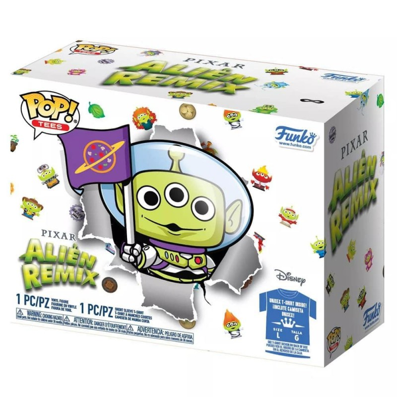 Funko Box Alien Pixar Remix (Disney)