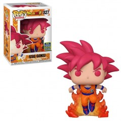 Figurine Pop SSG Goku SDCC 2020 Exclusive (Dragon Ball Super)