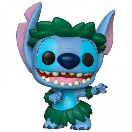Figurine Pop Hula Stitch Exclusive (Disney Lilo & Stitch)