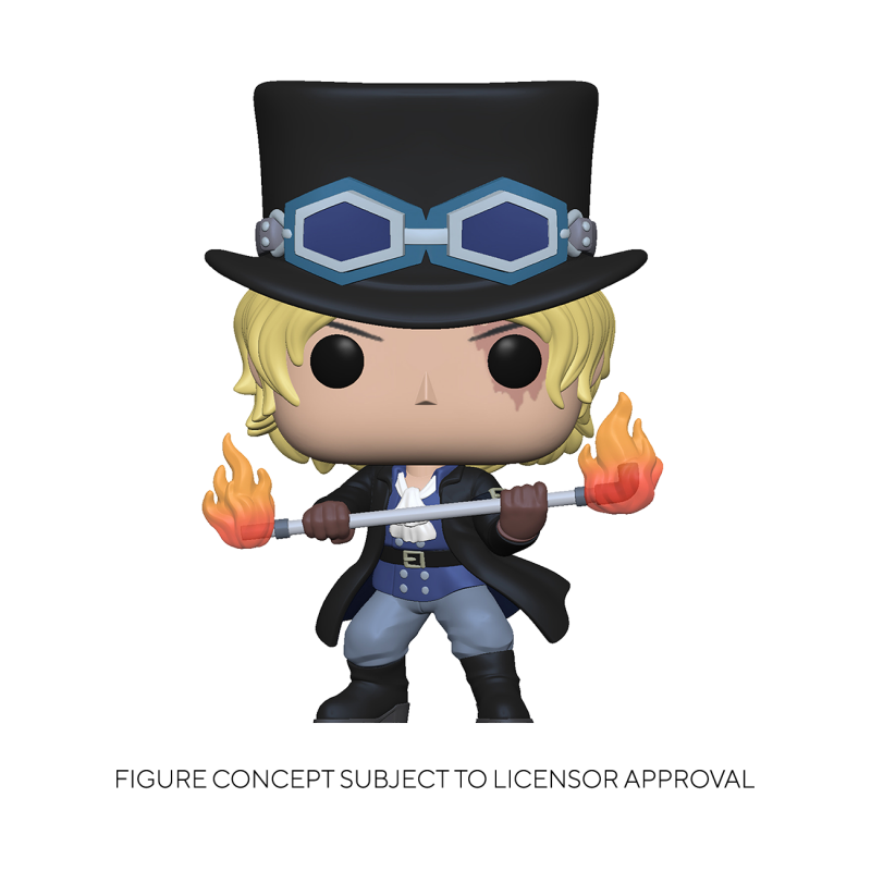 Figurine Pop Sabo (One Piece)