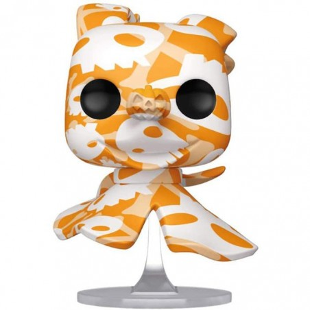 Figurine Pop Zero Art Series Exclusive Funko Shop (Disney L'étrange noel de Monsieur Jack)