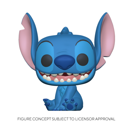 "Figurine Pop Stitch Jumbo 10"" (Disney Lilo & Stitch)"