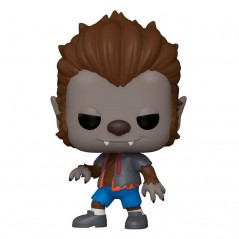 Figurine Pop Werewolf Bart Exclusive NYCC 2020 (Les Simpson)