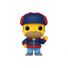 Figurine Pop Homer Mr. Plow Exclusive (Les Simpson)