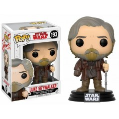 Funko Pop! Star Wars - The last Jedi - Luke Skywalker