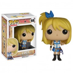 Figurine pop Lucy (Fairy Tail)