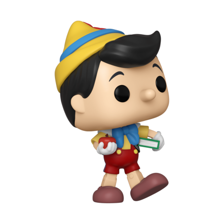 Figurine Pop School Bound Pinocchio (Disney Pinocchio)