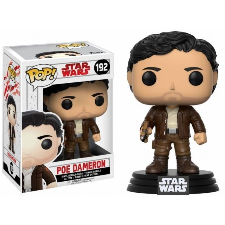 Funko Pop! Star Wars - The last Jedi - Poe Dameron