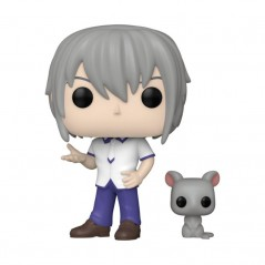 Figurine Pop Yuki Sohma with Rat Exclusive Specialty Series (Fruits Basket)