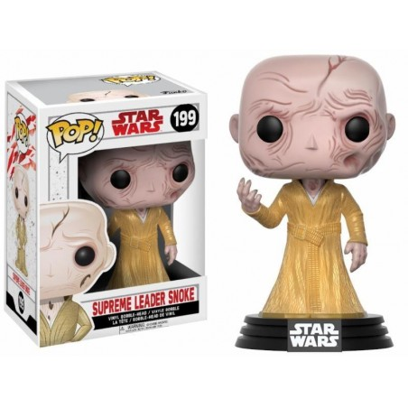 Funko Pop! Star Wars - The last Jedi -  Suprême Leader Snoke