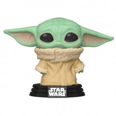 Figurine Pop The Child Concerned Exclusive (Star Wars Mandalorian) -  Figurines Pop The Mandalorian