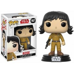 Figurine Pop Rose (Star Wars The Last Jedi)