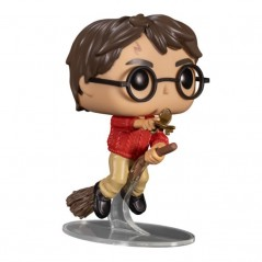 Figurine Pop Harry Potter flying with winged Key Exclusive SDCC 2021 (Harry Potter) -  Figurines Pop Harry Potter