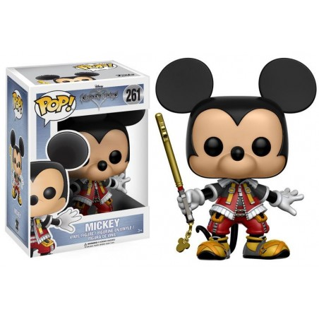 Funko Pop! Kingdom Hearts - Mickey