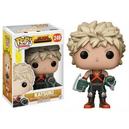 Figurine Pop Katsuki (My Hero Academia)