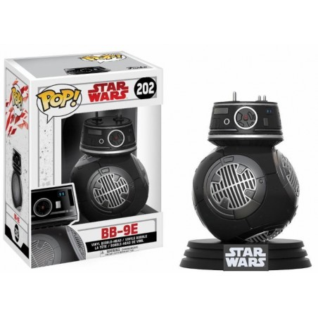 Figurine Pop BB-9E (Star Wars The last Jedi)