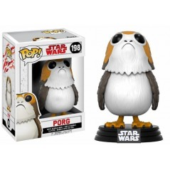 Figurine Pop Porg (Star Wars The last Jedi)