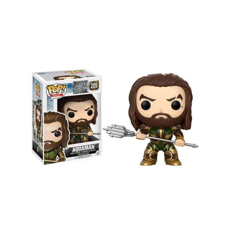Funko Pop! Justice League - Aquaman