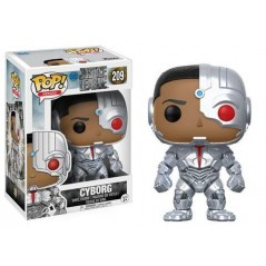 Funko Pop! Justice League - Cyborg
