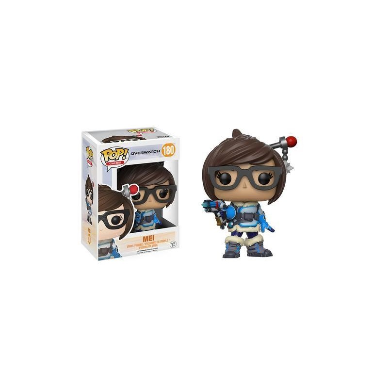 Funko Pop! Overwatch - Mei