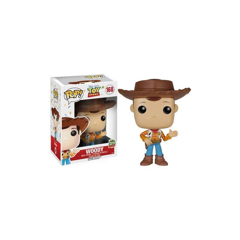 Funko Pop! Toy Story - Woody