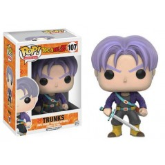 Funko Pop - Dragon Ball Z - Trunks