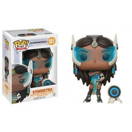 Figurine Pop Symmetra (Overwatch)