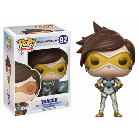 Funko Pop! Overwatch - Tracer Posh ( Exclusive )