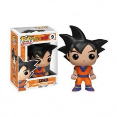 Funko Pop - Dragon Ball Z - Goku ( Black Hair )