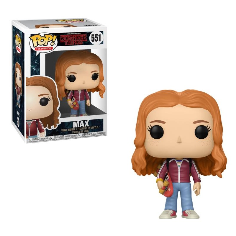 Funko Pop! Stranger Things - Max